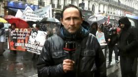 Franceses protestan contra exceso de racismo y violencia policial