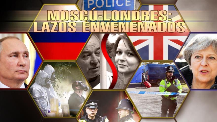 Detrás de la Razón: ¿Rusia en guerra con Reino Unido? Putin acusado usar arma química