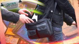 Cámara al Hombro: Aumenta el numero de robo de celulares en México