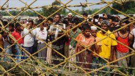 Musulmanes rohingyas rechazan términos de repatriación de Myanmar