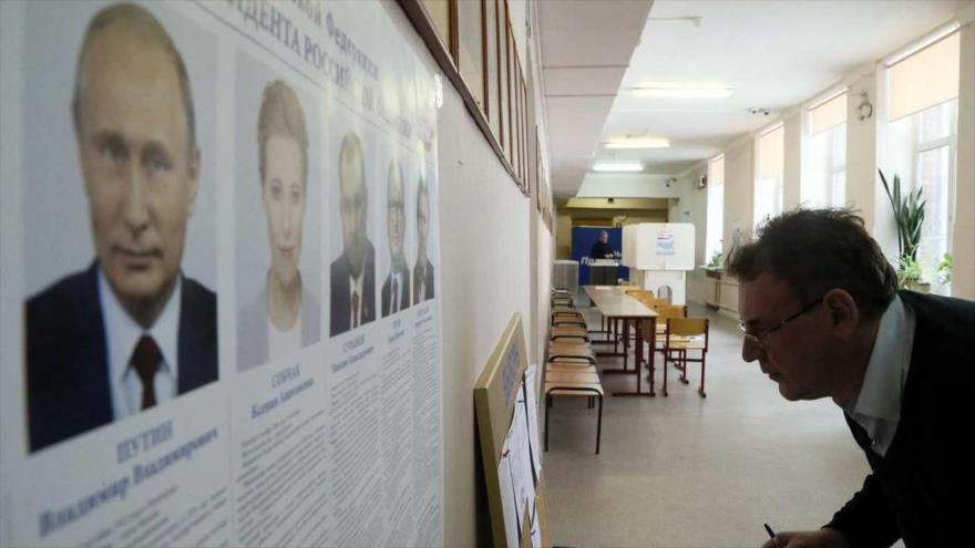 Embajador ruso en EEUU denuncia 'provocaciones' en elecciones rusas