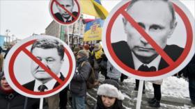 Saakashvili desafía a Putin y promete 'recuperar' Crimea de Rusia