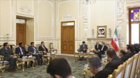 Irán recuerda a Europa que pacto nuclear y misiles son diferentes