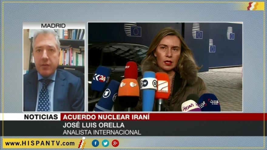 'UE es un elemento primordial en acuerdo nuclear iraní'