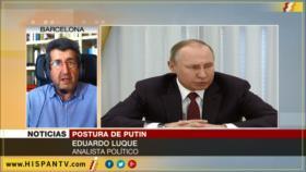 'Reducir presupuesto militar, otro desafío para Putin en 2018'