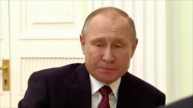 Putin y gasto militar de Rusia. Saquear Afrin. Caso de Skripal