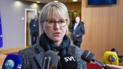 Suecia convoca al embajador ruso por el caso Skripal