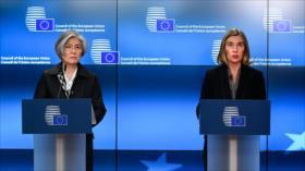 'UE seguirá sancionando a Pyongyang hasta su desnuclearización'