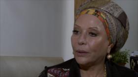 Piedad Córdoba concede una entrevista exclusiva a HispanTV