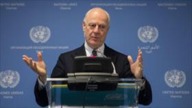 De Mistura: División de Siria resultará en resurgimiento de EIIL