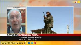 'Erdogan va a estabilizar su país a través de ocupación externa'
