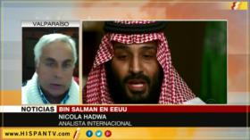 'Príncipe saudí en EEUU busca recuperar su imagen criminal'