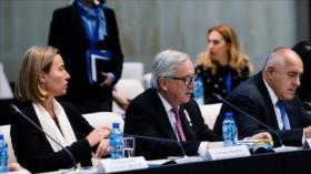 'Europeos y EEUU trabajan entre bastidores para sancionar a Irán'