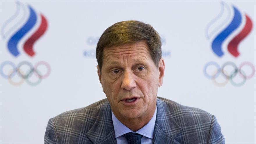 Comité Olímpico ruso descarta un boicot del Mundial Rusia 2018