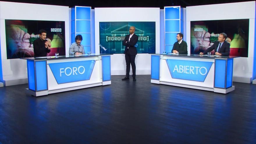 Foro Abierto; España: persiste la pobreza y la desigualdad