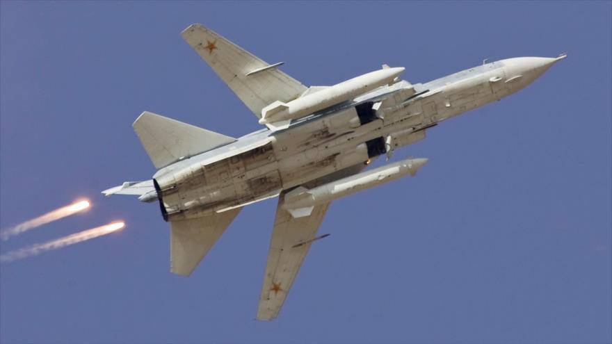 Rusia urge a EEUU a abandonar sin condiciones planes de atacar Damasco