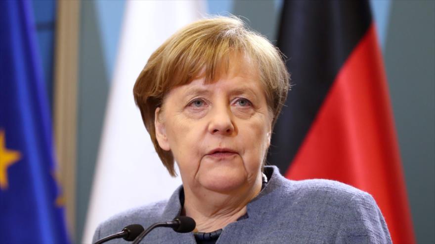 Alemania alerta a Israel sobre suspensión de acuerdo de Irán