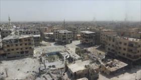 Vídeo: Siria libera nueva zona rebelde de Guta y avanza en otras