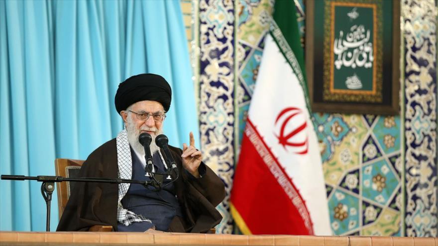 Líder en su discurso anual: Desbaratamos complot de EEUU en la región