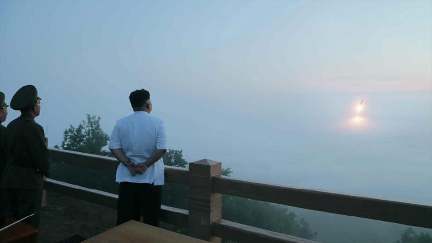Pyongyang niega haber optado por la diplomacia ante las sanciones