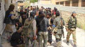 Hezbolá: Miles de rebeldes abandonarán Guta hacia Idlib en Siria