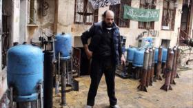 Hallan 40 toneladas de armas químicas de terroristas en Siria