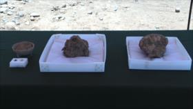 Arqueólogos descubren restos humanos de los Chimús en Perú