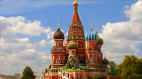 Rusia arremete contra comparación de Johnson entre Putin y Hitler