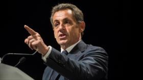 Sarkozy descarta haber recibido fondos para su campaña electoral