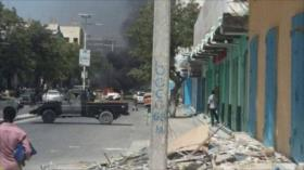 Potente explosión en capital somalí deja al menos 14 muertos