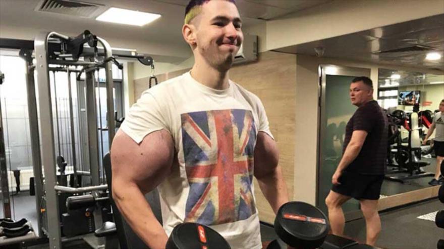Kiril Tereshin, Hulk ruso, pide a Dios la muerte