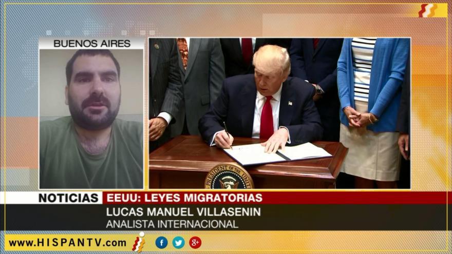 'El fin de DACA confirma xenofobia y autoritarismo de Trump'