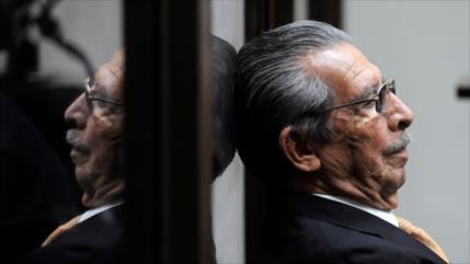 Muere el exdictador guatemalteco Efraín Ríos Montt