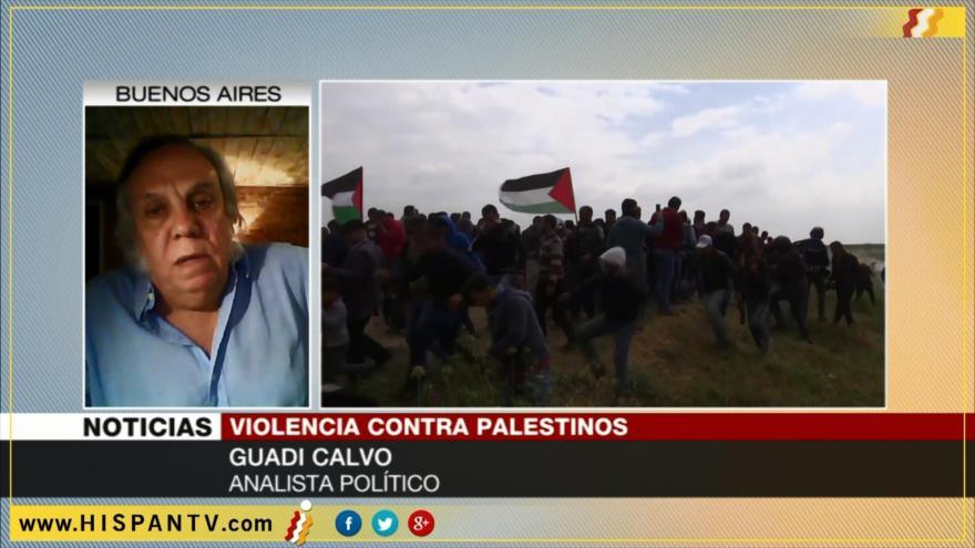 'Israel busca eliminación de Palestina para fines más peligrosos'