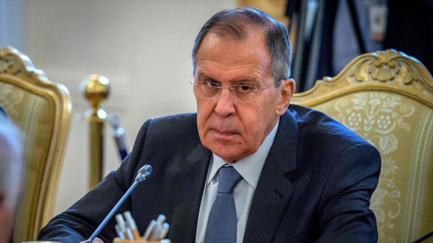 Lavrov asegura que caso Skripal puede ser 'en interés' de Londres