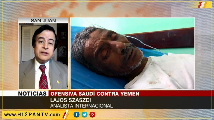 'Arabia Saudí calla a la comunidad internacional con su dinero'
