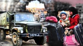 Detrás de la Razón: ¿Cuál fue la razón por la que Rusia y Siria dejaron escapar a los terroristas?