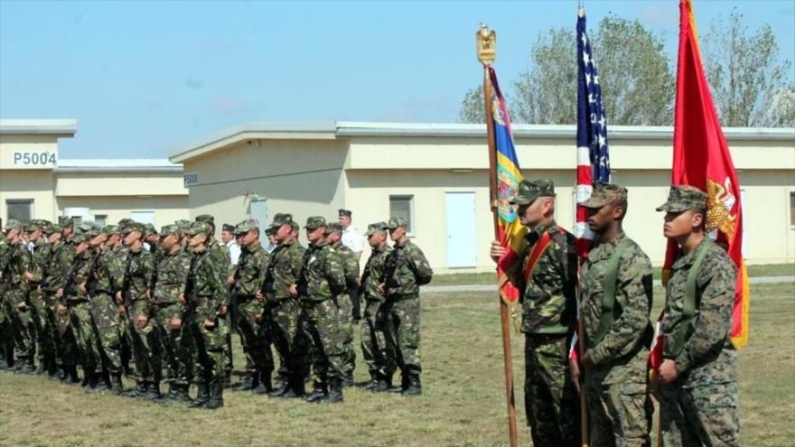 Rumania detiene a 7 militares de EEUU por pelea cerca de club nocturno