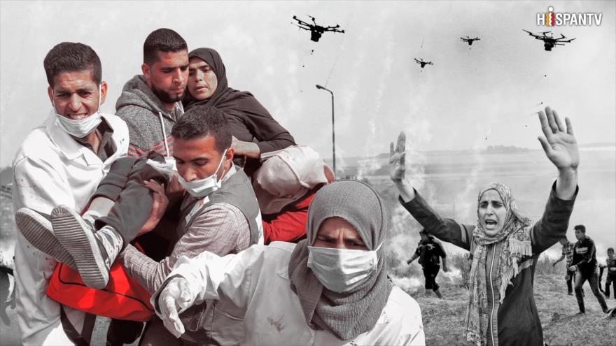 El mundo grita al sionismo: ¡¡¡Asesinos!!!