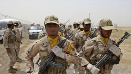 Irán confisca coche cargado de explosivos en fronteras del sudeste
