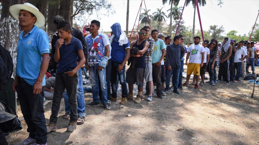 Trump amenaza con cortar ayuda a Honduras por 'caravana' de inmigrantes