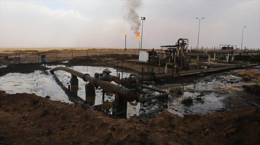 Siria acusa a EEUU de intentar controlar sus campos petrolíferos