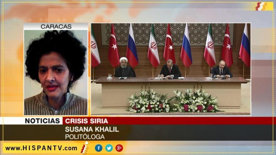 'Cumbre sobre Siria hace avanzar el proceso de paz para el país'