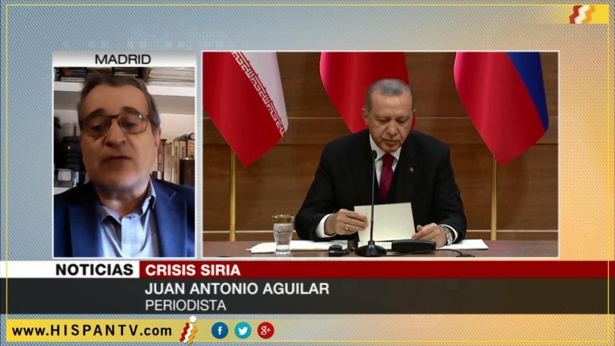 'Rusia, Irán y Turquía acabarán con bandas takfiríes en Siria'