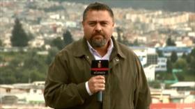 HispanTV ingresa a casa de uno de los secuestrados de El Comercio