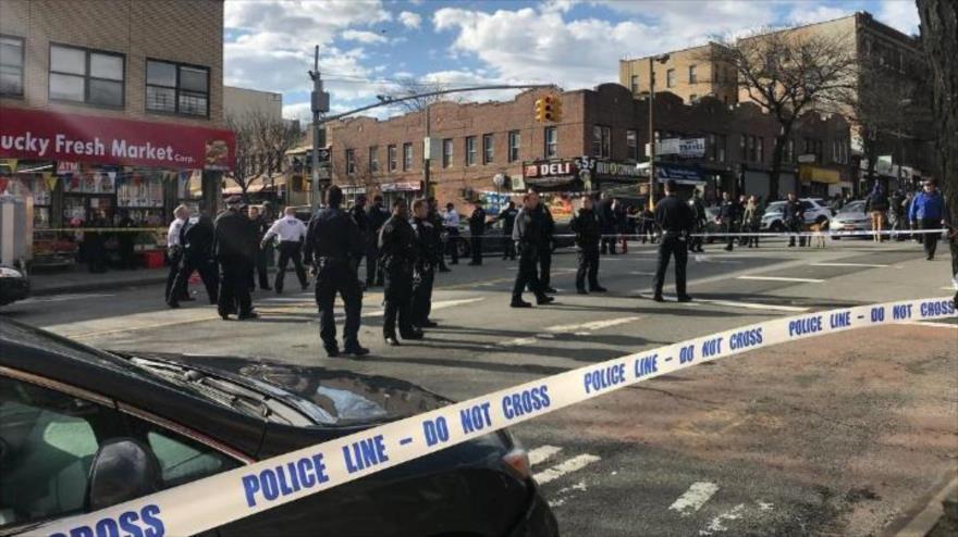 Policía de EEUU mata a afroamericano al pensar que iba armado