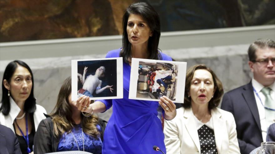 El Papa condenó el uso de armas químicas