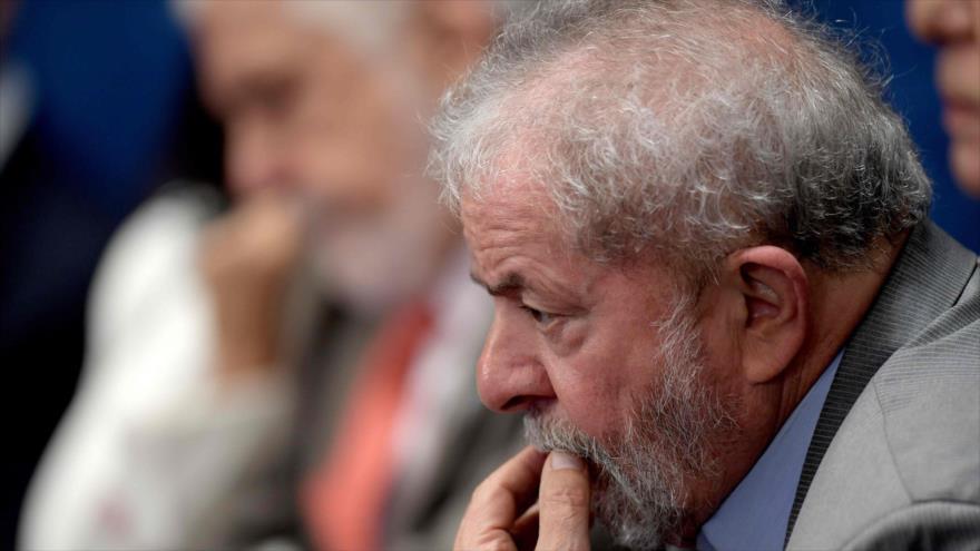 El ex presidente brasileño Luiz Inácio Lula da Silva, 29 de agosto de 2016.