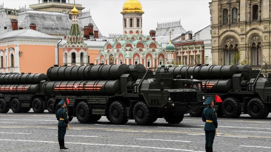 Tras fallo del Patriot de EEUU en Yemen, India comprará el S-400 ruso