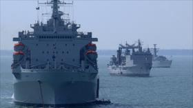 Reino Unido inaugura base militar permanente en Bahréin